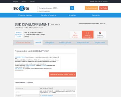 Sud developpement 380941757 Yves