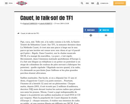 Sebastien CAUET
