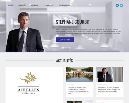 Stephane courbit.com Stephane