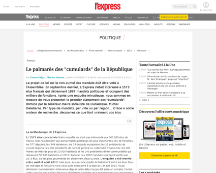 Le blogueur relaxeface a yves jego 02 06 Yves