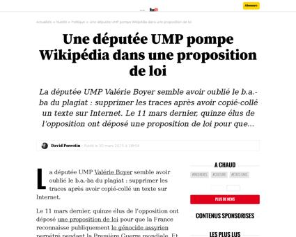 Deputee ump pompe wikipedia proposition  Valerie