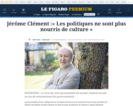 Jerome CLEMENT