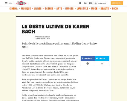 Karen BACH