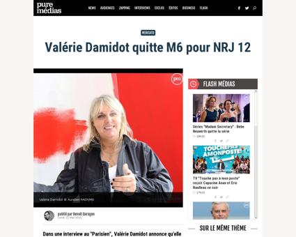 Valerie DAMIDOT