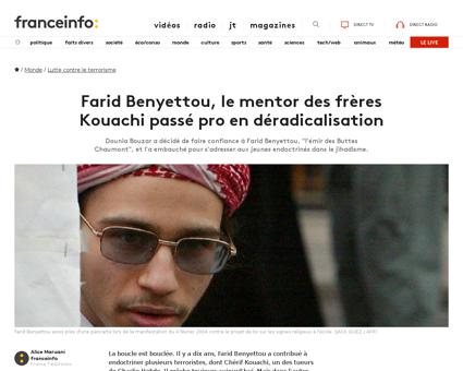 Farid BENYETTOU