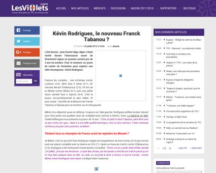 Kevin RODRIGUES