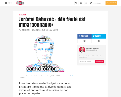 Jerome CAHUZAC