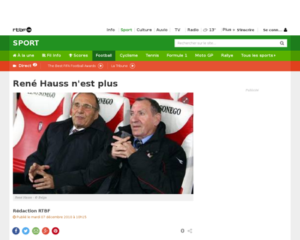 Rene HAUSS