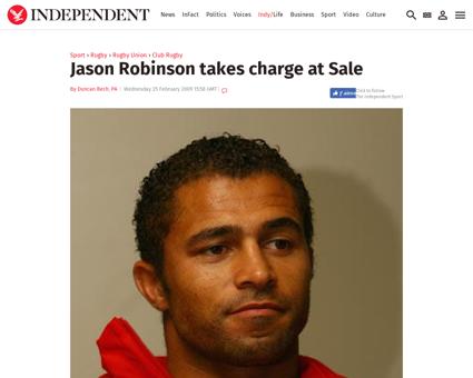 Jason robinson takes charge at sale 1631 Sebastien