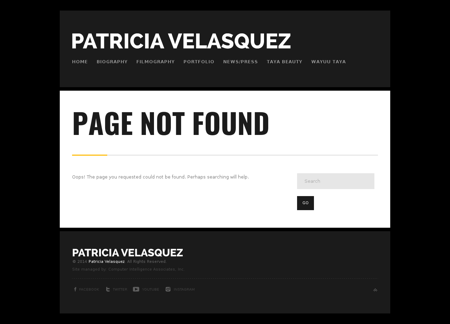 Welcome Patricia