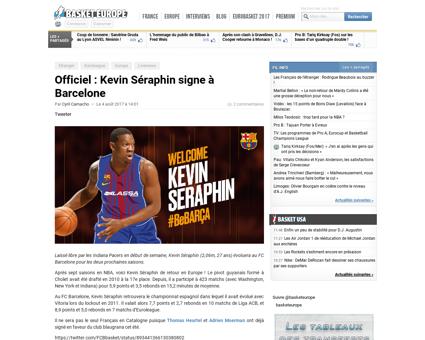 Kevin SERAPHIN
