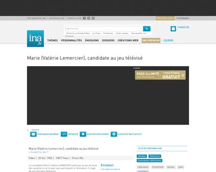 Valerie LEMERCIER