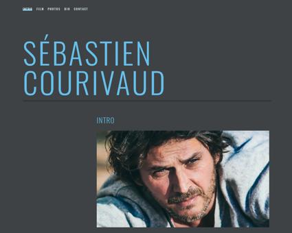 Sebastiencourivaud.com Sebastien