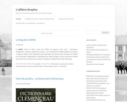 Affaire dreyfus.com Sebastien