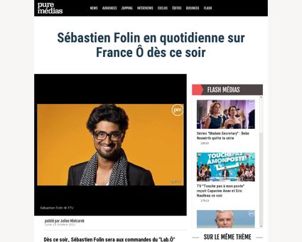 Sebastien FOLIN