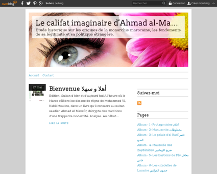Lecalifatimaginaire.over blog.com Ahmed