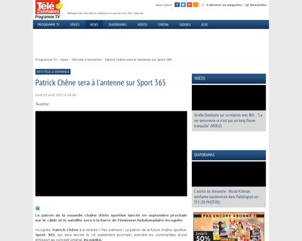Patrick CHENE