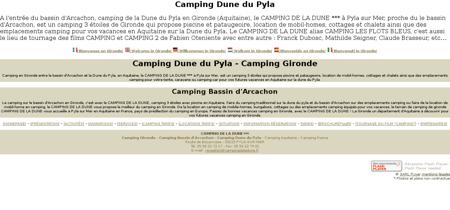 Camping Patrick