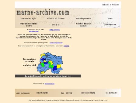 marne archive.com Rene