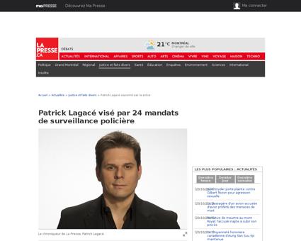 Patrick LAGACE
