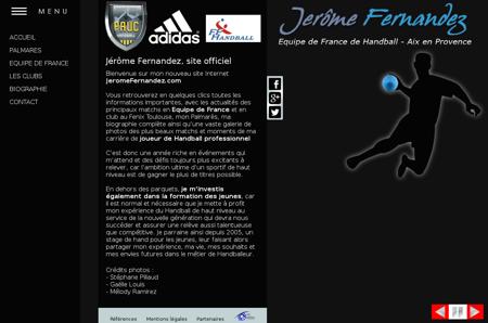 jeromefernandez.com Jerome