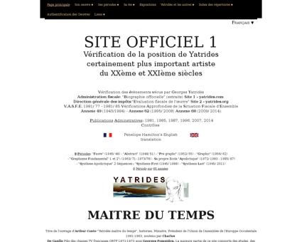 yatrides.com Georges