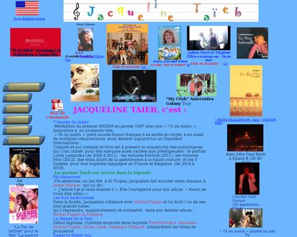 Jacquelinetaieb.fr Jacqueline