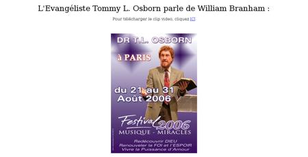 Williambranham.free.fr William