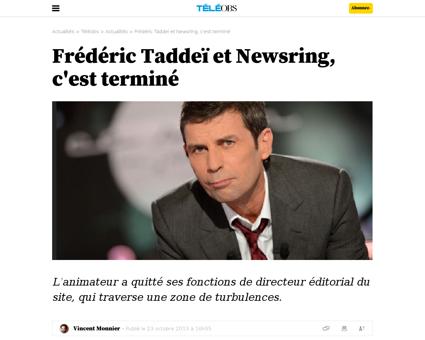 Frederic TADDEI