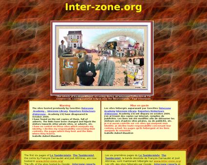 inter zone.org William