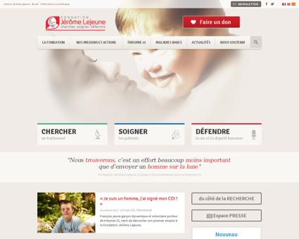 fondationlejeune.org Jerome