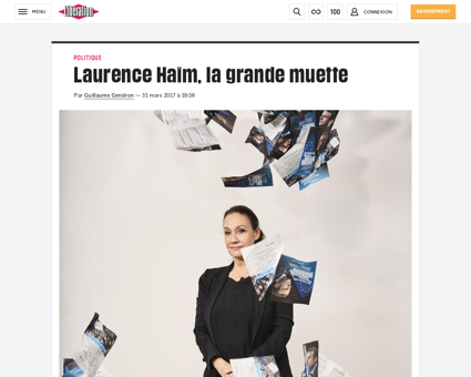 Laurence HAIM