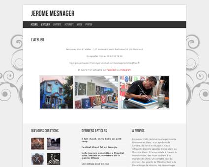 Jeromemesnager.com Jerome