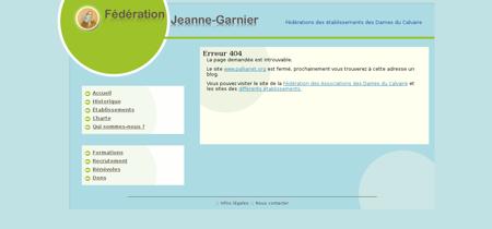 Jeanne GARNIER