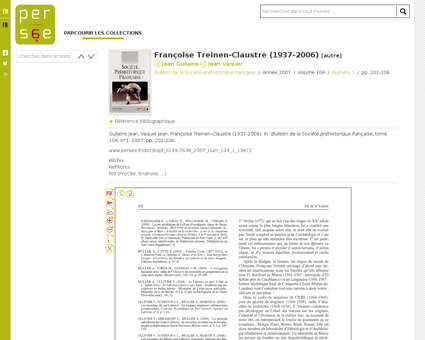 Bspf 0249 7638 2007 num 104 1 13672 Francoise