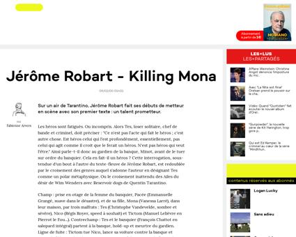 Jerome ROBART