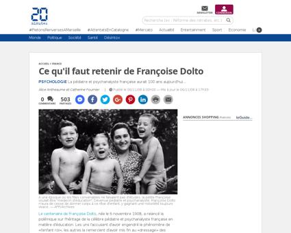 France Ce qu il faut retenir de Francois Francoise