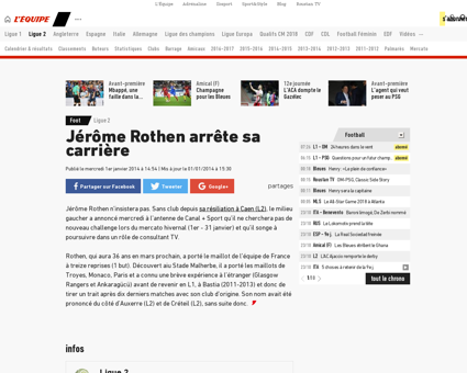Jerome ROTHEN