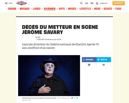 Jerome SAVARY