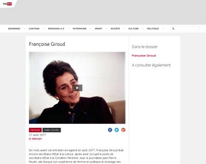 3446439 francoise giroud Francoise
