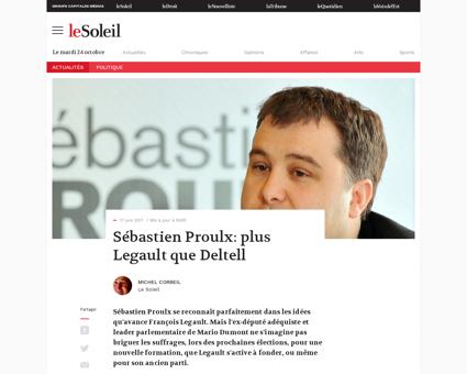 Sebastien PROULX
