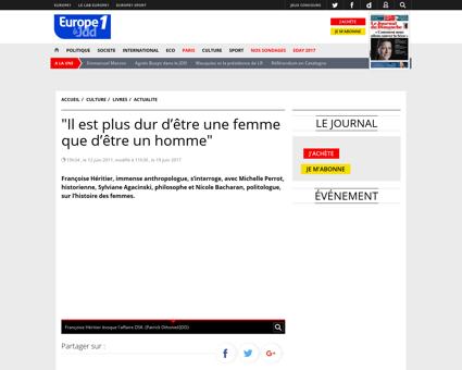 Francoise HERITIER