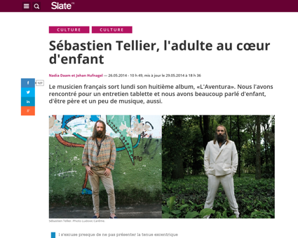 sebastientellier.com Sebastien