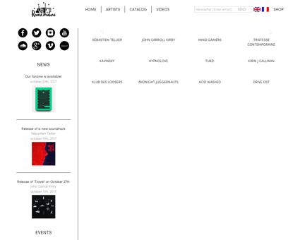 recordmakers.com Sebastien