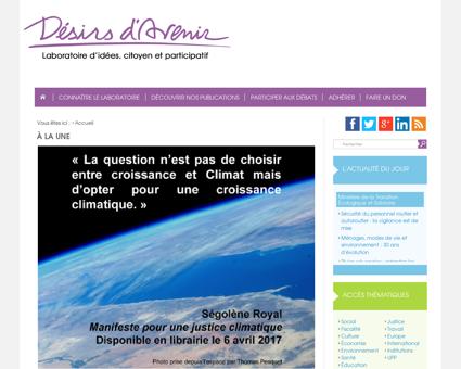 desirsdavenir.org Segolene