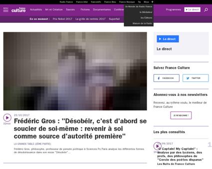 franceculture.fr Monique