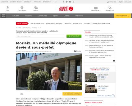 Gilles QUENEHERVE