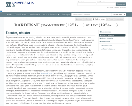 Luc DARDENNE