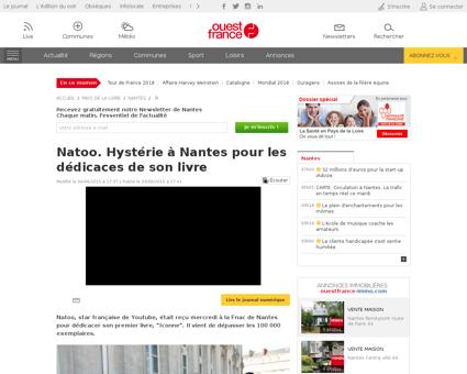 Natoolesite.fr Nathalie