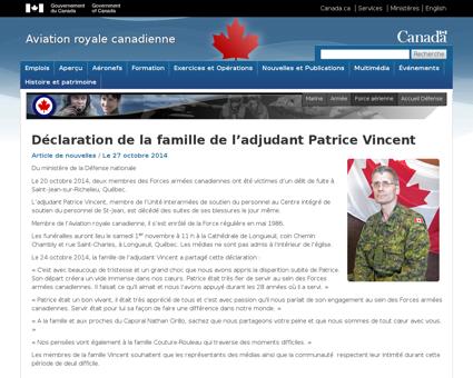 Patrice VINCENT